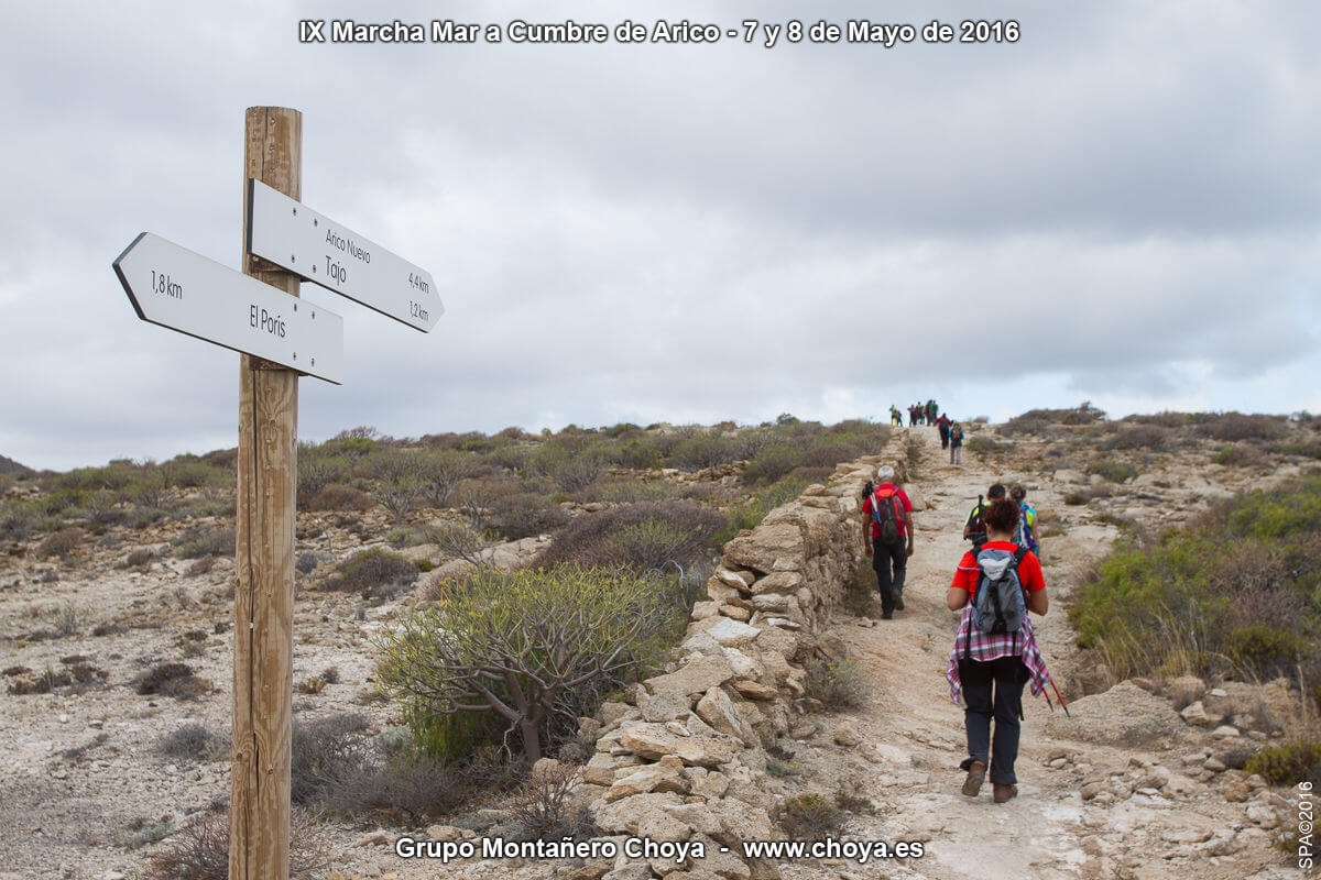 Cercanías de la Finca Mogán - Senderos de de Arico, Tenerife