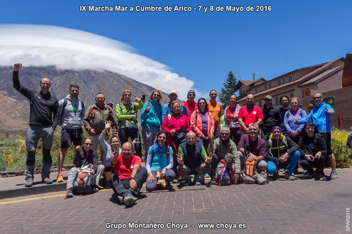 Parador Nacional de El Teide - PR-TF 86, Senderos de Arico, Tenerife