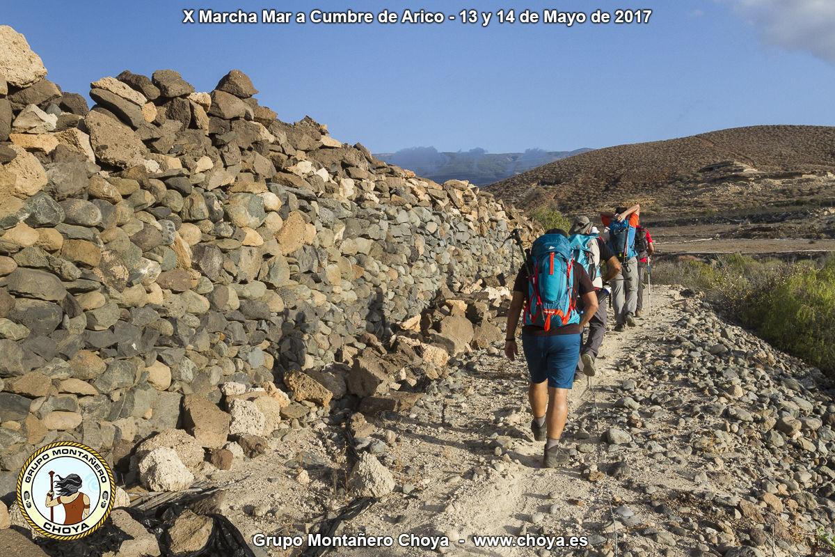 Barranco de los Caballos - Cercanías de la Finca Mogán