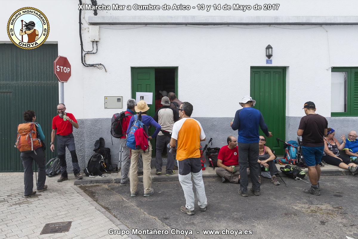 La ventita de Mercedes, Arico Nuevo - Senderos de de Arico, Tenerife