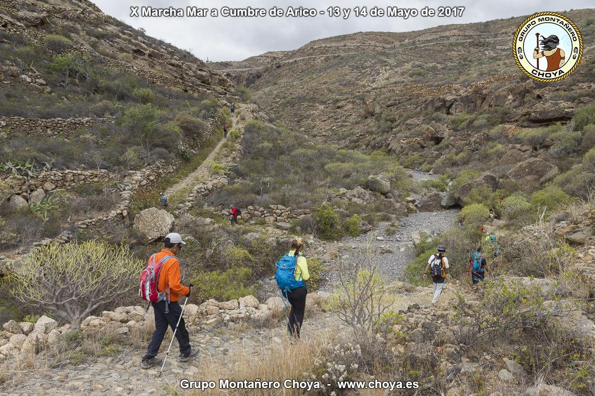 Calzaditas de Arico Nuevo, Camino Real del Sur - Senderos de de Arico, Tenerife