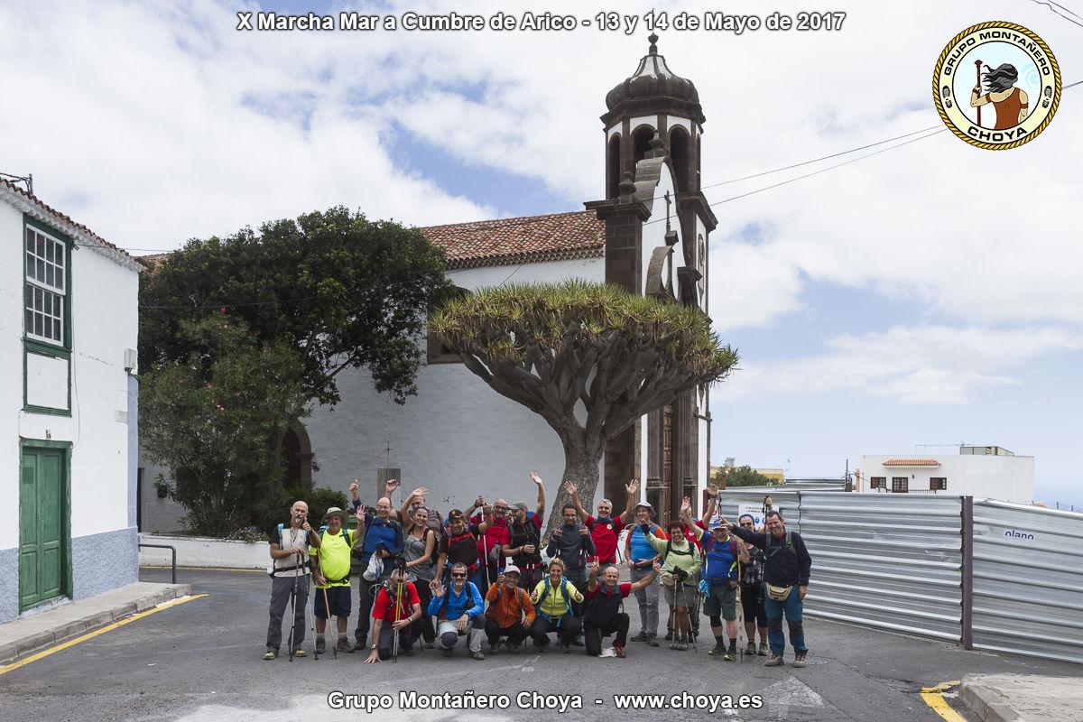 Iglesia de San Juan Bautista, El Lomo - Senderos de de Arico, Tenerife
