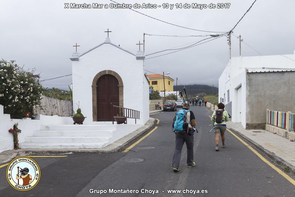 El Calvario, Villa de Arico - PR-TF 86, Senderos de Tenerife