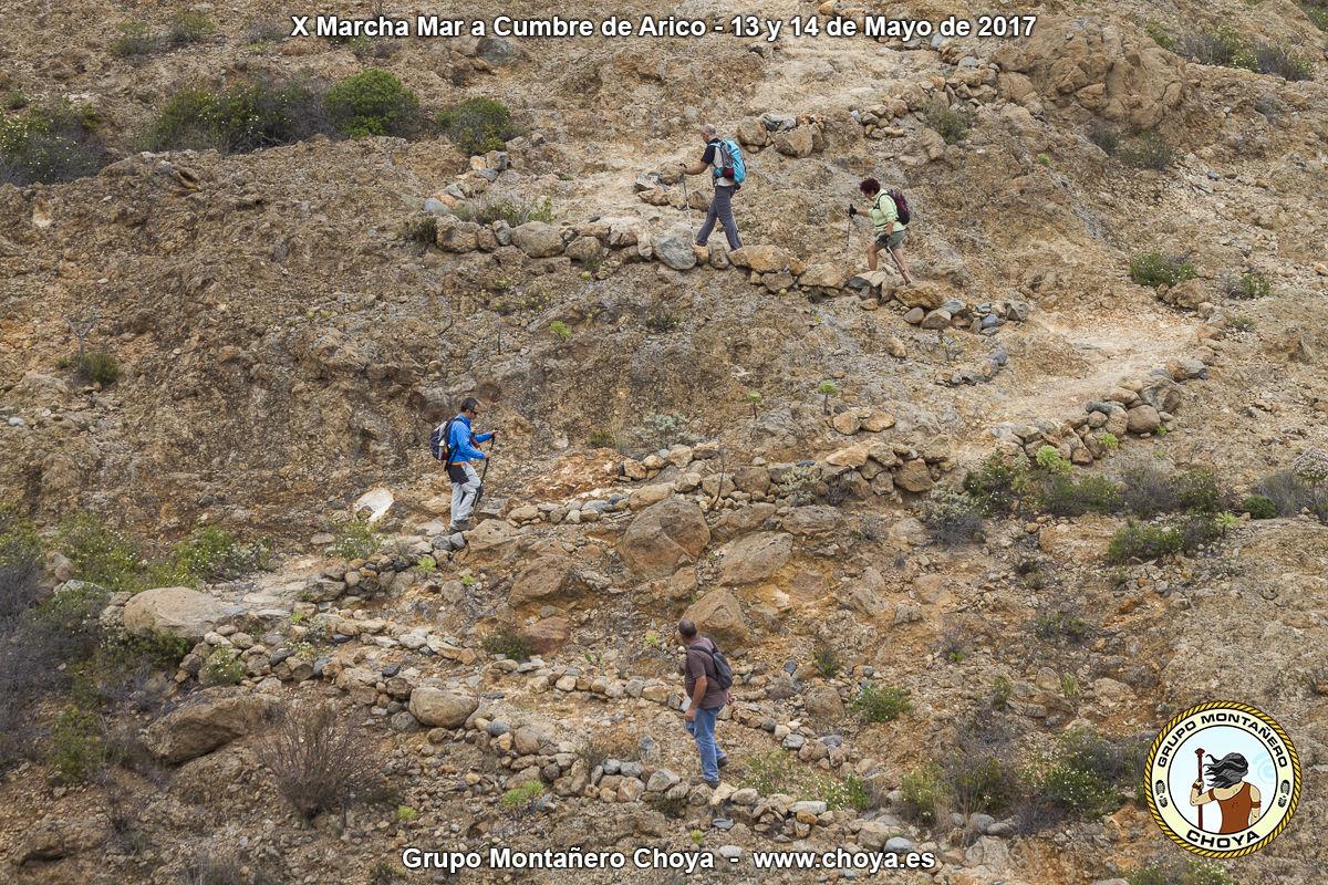 Lomo de los Murriones - PR-TF 86, Senderos de Arico, Tenerife