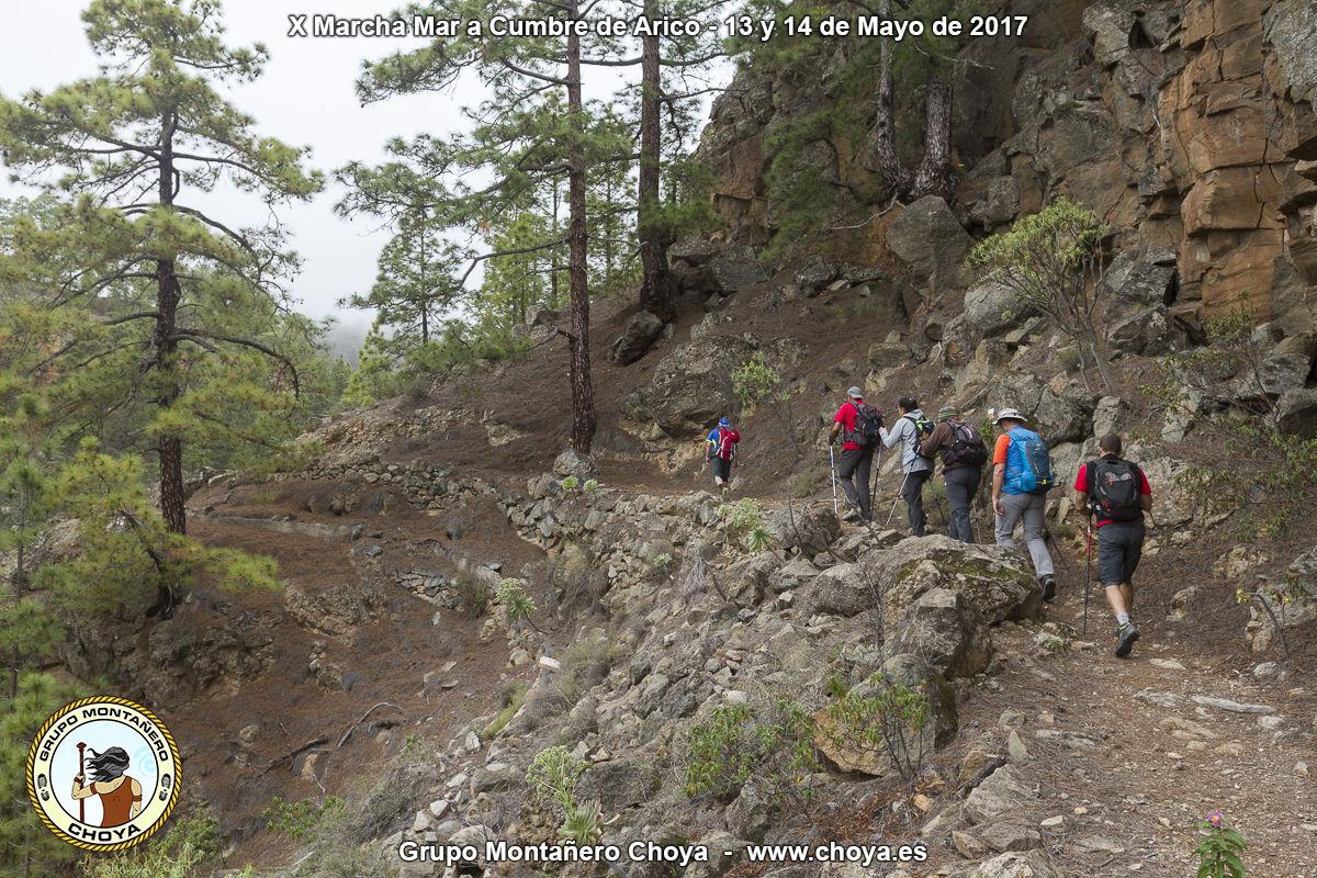 Cercado de Las Ranas - PR-TF 86, Senderos de Arico, Tenerife