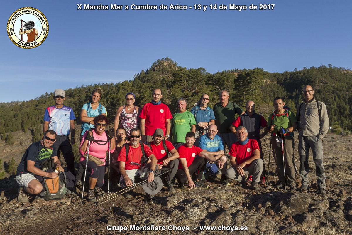 El Cuchillo - PR-TF 86, Senderos de Arico, Tenerife