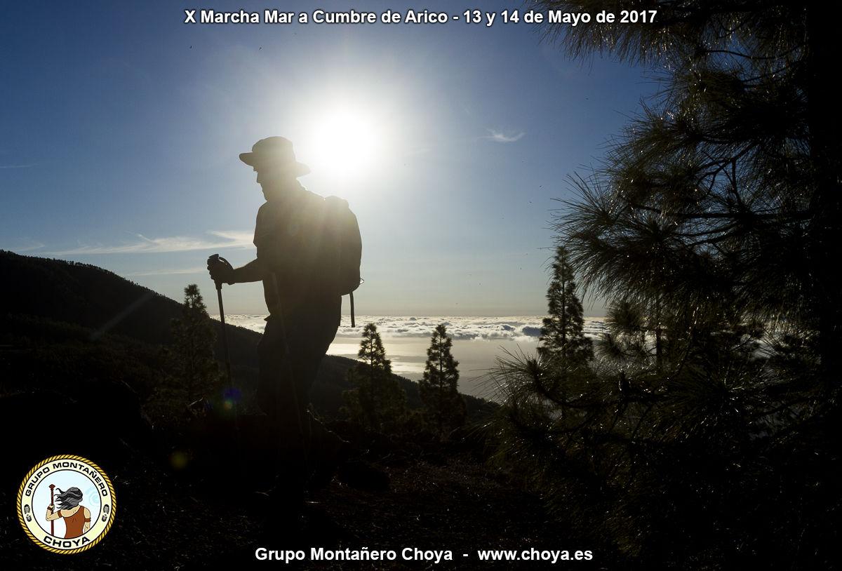 El Peñon del Contador - PR-TF 86, Senderos de Arico, Tenerife