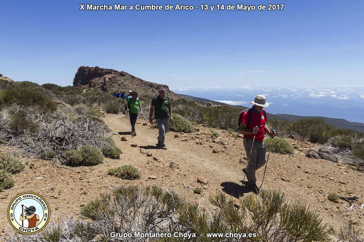 Sobre la Morra del Río - PR-TF 86, Senderos de Arico, Tenerife